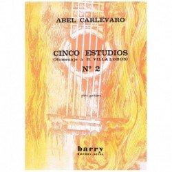 Carlevaro, A Estudio Nº2...