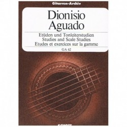 Aguado, Dionisio. Estudios...