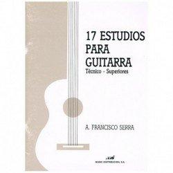 Serra. 17 Estudios...