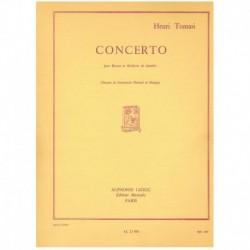 Tomasi. Concierto (Fagot y Piano)