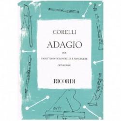 Corelli. Adagio (Fagot y Piano)