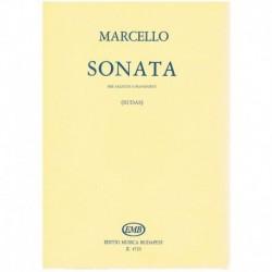 Marcello. Sonata (Fagot y...