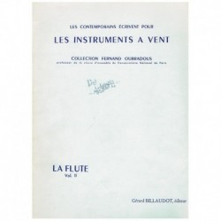 Pascal/Tomas La Flauta Vol.2. Obras para Flauta y Piano