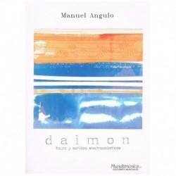 Angulo, Manu Daimon. Flauta y Sonidos Electroacusticos