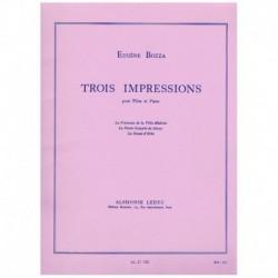 3 Impresiones (Flauta y Piano)