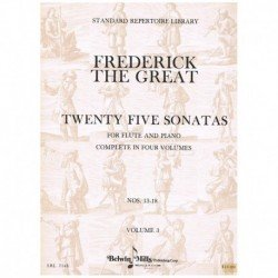 Frederic The 25 Sonatas...