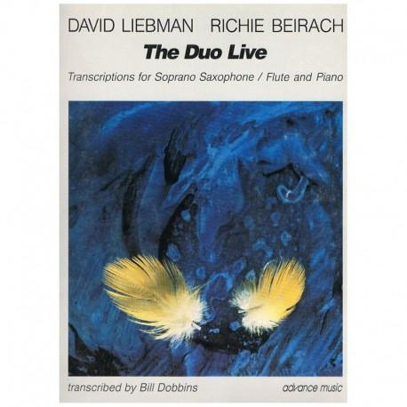 Liebman/Beir The Duo Live (Flauta y Piano)