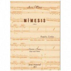 Groba. Mimesis (Flauta y...
