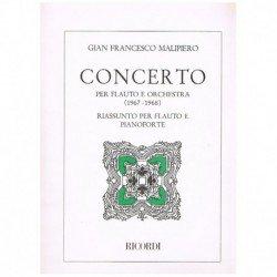 Malipiero, G Concerto...