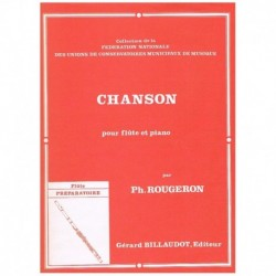 Rougeron, Ph Chanson (Flauta y Piano)