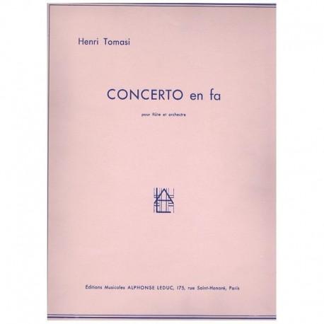 Concierto en Fa (Flauta y Piano)