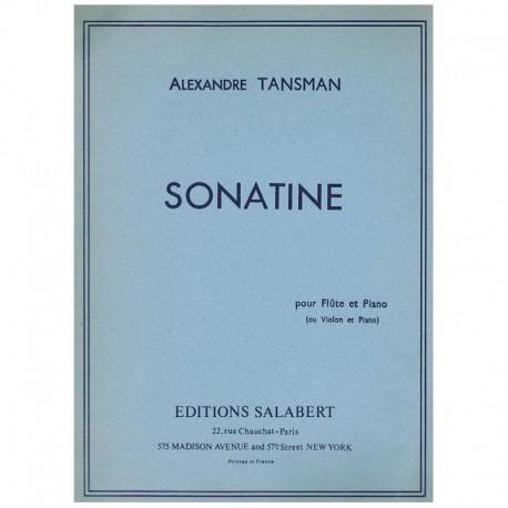 Sonatina (Flauta y Piano)
