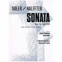 Soler/Halffter. Sonata en...