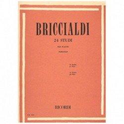 Briccialdi 24 Estudios para...