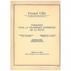 Gillet, Fern Ejercicios...