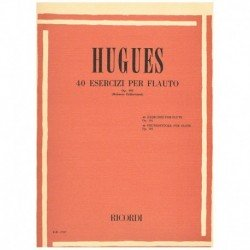 Hugues 40 Ejercicios Op.101...