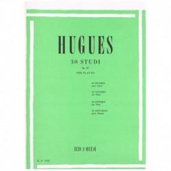 Hugues 30 Estudios Op.32 (Flauta)