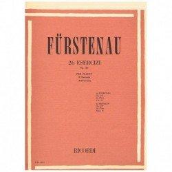 Furstenau. 26 Ejercicios...