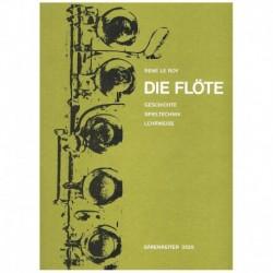 Le Roy. La Flauta