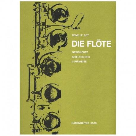 Le Roy, Rene La Flauta
