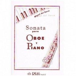 Del Barco. Sonata para Oboe...