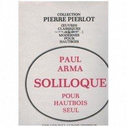 Arma, Paul Soliloquio (Oboe)