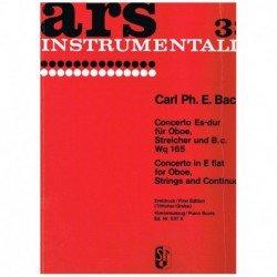 Bach, C.P.E Concierto Mib...