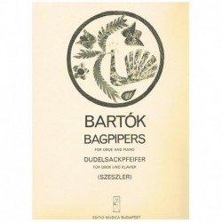 Bartok. Bagpipers (Oboe y...