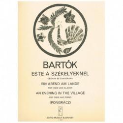 Bartok, Bela Una Noche en...