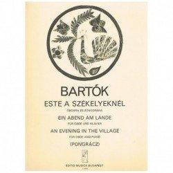 Bartok. Una Noche en la...