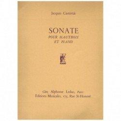 Casterede, J Sonata para...