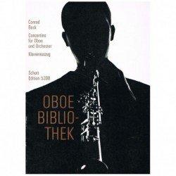 Beck. Concertino (Oboe y...