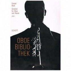 Beck, Conrad Sonatina (Oboe...