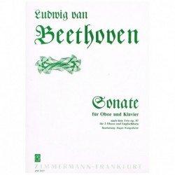 Beethoven. Sonata Op.87...