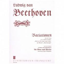 Beethoven, L Variaciones...
