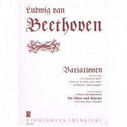 Beethoven. Variaciones...