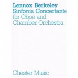 Berkeley. Sinfonia Concertante (Oboe y Piano)