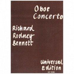Bennet. Oboe Concerto (Oboe...