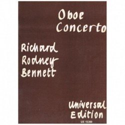 Rodney Benne Oboe Concerto...