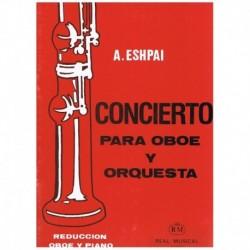 Eshpai. Concierto (Oboe y Piano)