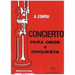 Eshpai, Andr Concierto (Oboe y Piano)
