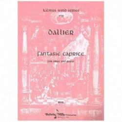 Dallier. Fantasia Capricho (Oboe y Piano)