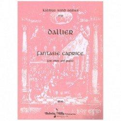 Dallier Fantasia Capricho (Oboe y Piano)