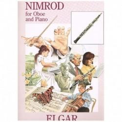 Elgar, Edwar Nimrod (Oboe y Piano)