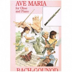 Bach/Gounod Ave Maria (Oboe y Piano)