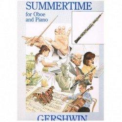Gershwin, Ge Summertime (Oboe y Piano)
