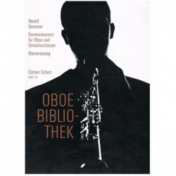Genzmer. Concierto de Camara (1957) (Oboe y Piano)