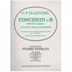 Haendel. Concierto Nº8 Sib...