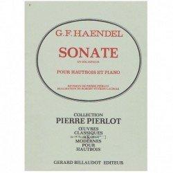 Haendel, G.F Sonata en Sol...