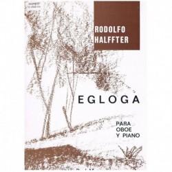 Halffter, Ro Egloga (Oboe y...